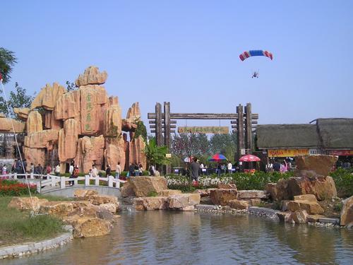 首页 旅游视界 江苏著名景点 >> 正文        扬州凤凰岛生态旅游区