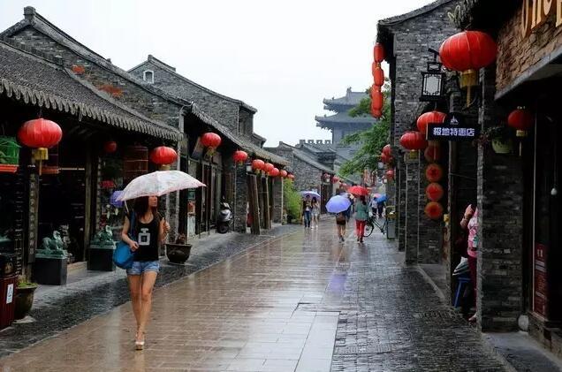 壁纸 风景 古镇 建筑 街道 旅游 摄影 小巷 636_421